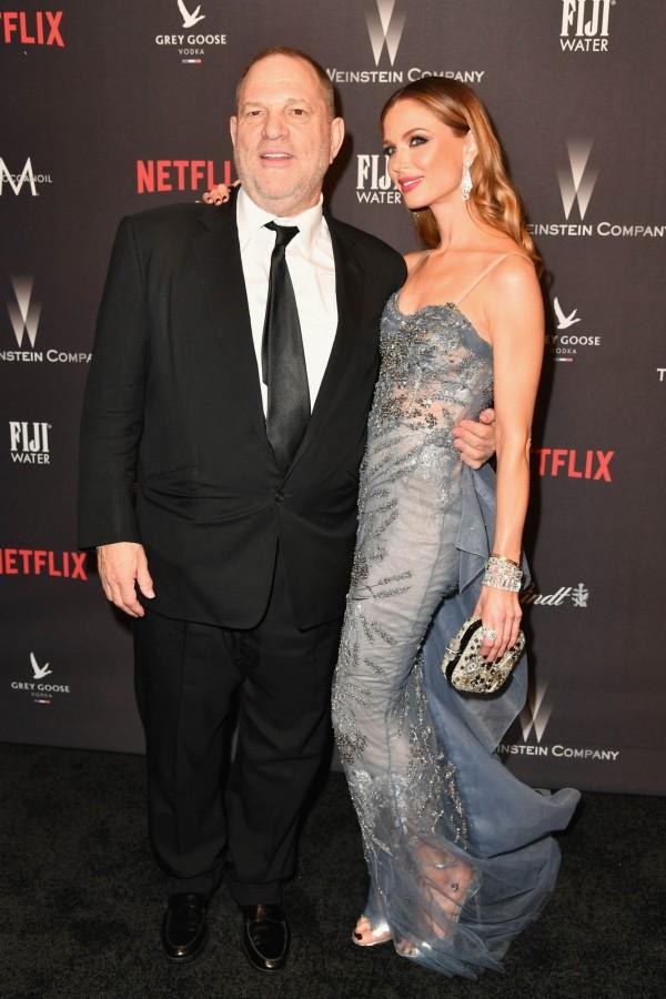 2018年,許多祕密議題或醜聞等,將一一浮出檯面,就好似近期好萊塢電影大亨哈維・韋恩斯坦(圖左)的性侵醜聞被揭露,如果你有不可告人的秘密,千萬要當心!(法新社)