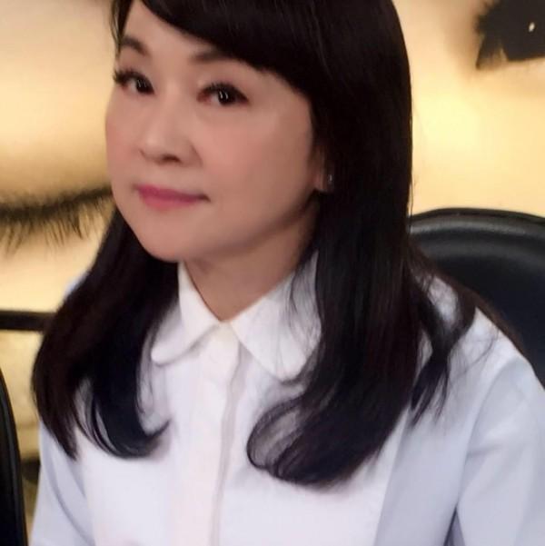 周玉蔻表示不會去告王炳忠,我只會可憐他。(圖翻攝自臉書)
