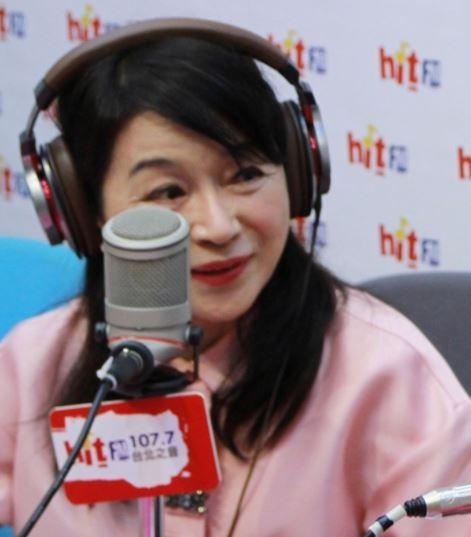 王炳忠揚言提告,周玉蔻:被郁慕明看不起的棋子。(資料照,HitFm提供)