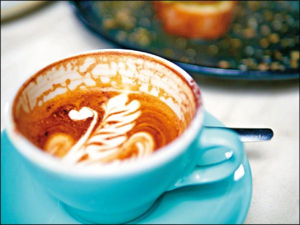 一杯香醇的咖啡總是有振奮人心的魔力。(圖片提供/高高)