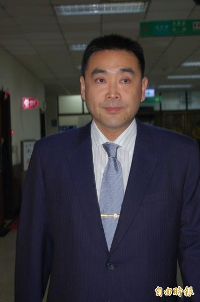 華南銀副董事長林知延今出庭時表示,若想要維持婚姻,妻子吳欣盈應親自出面談。(記者楊國文攝)