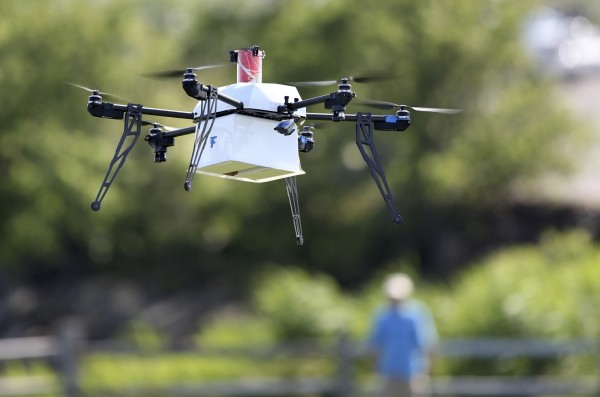 紐澤西州議員奎亞諾(Annette Quijano)表示,無人機已變得越來越具破壞性。(美聯社)