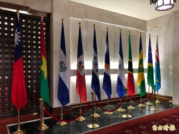 外交部長李大維日前宣布,外交工作要仿效企業界制訂關鍵績效指標(KPI),強化各外館目標工作。(資料照,記者呂伊萱攝)