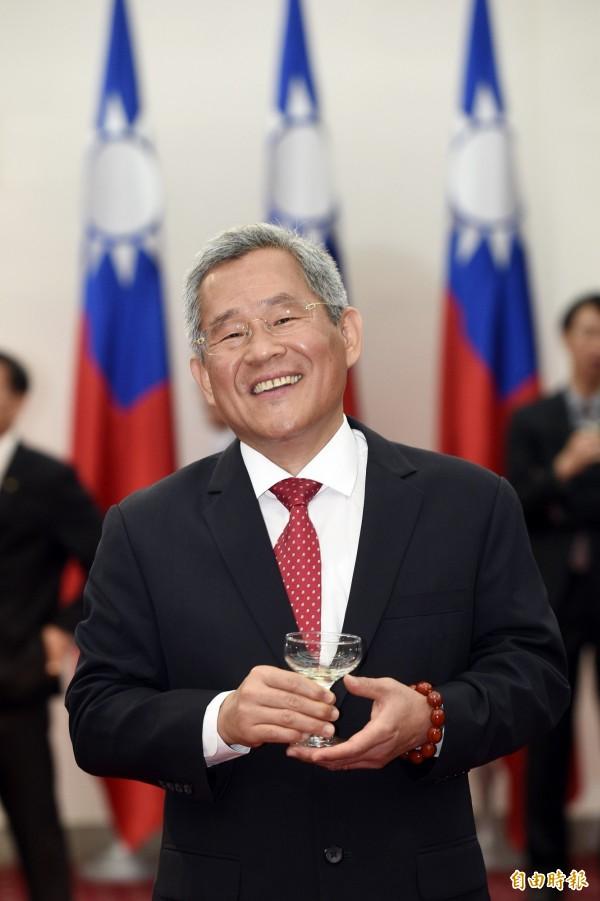 外交部國組司司長徐佩勇。(資料照,記者叢昌瑾攝)