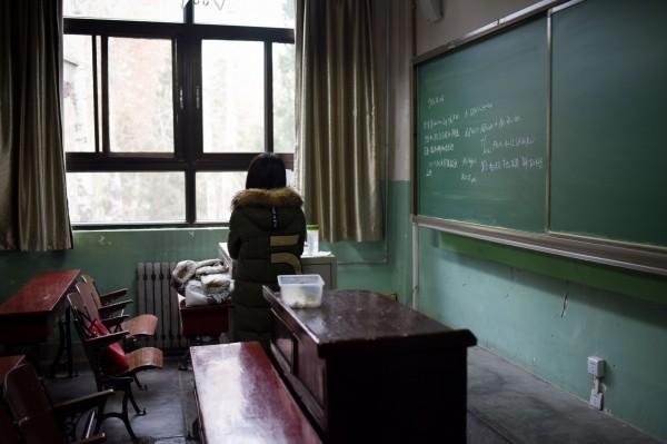 香港中文大學副校長、心理學教授張妙清說,「中國文化不鼓勵人們對上級發表不同意見」、「如果不改變公眾的態度,很難有對性別平等的真正支持。」(法新社)