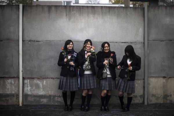 2016年共有262間學校、4萬1878人到台灣修學旅行,台灣首次在學校數及學生數,同時名列第一。(示意圖,美聯社)