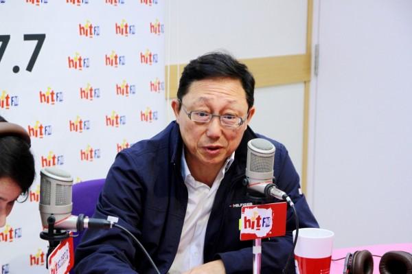 姚立明曾經是柯文哲的競選總幹事,有意角逐台北市長的民進黨立委姚文智透露,姚立明已經答應擔任他的競選總幹事。(資料照)