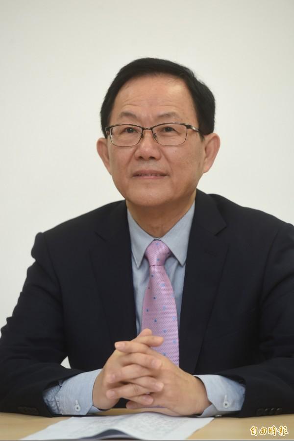 台北市長參選人、前立委丁守中。(資料照)