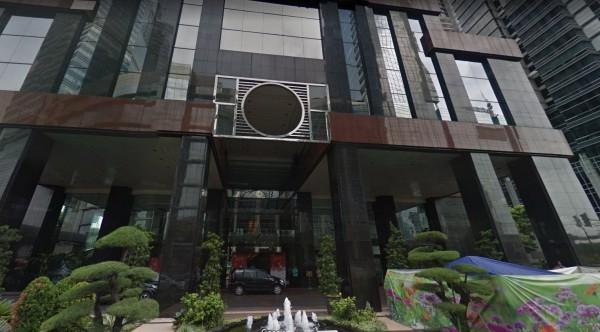 駐印尼代表處正積極與印尼政府相關單位交涉,希望將台籍詐騙犯遣送回台。圖為駐印尼台北經濟貿易代表處。(GoogleMap)