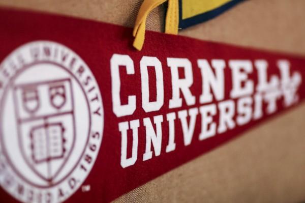 康乃爾大學是美國的常春藤名校,在全球有極高的學術聲譽。(彭博)