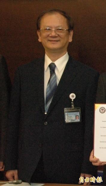 高醫大校長劉景寬。(資料照)