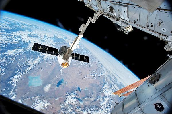 據報導,美國希望在未來幾年內將國際太空站民營化。(法新社檔案照)