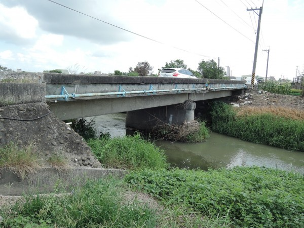 台南後壁新嘉橋改建工程3月1日復工。(工務局提供)