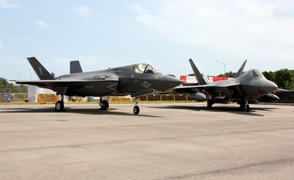 美方希望台灣能夠更大膽的提出軍購項目。(中央社)