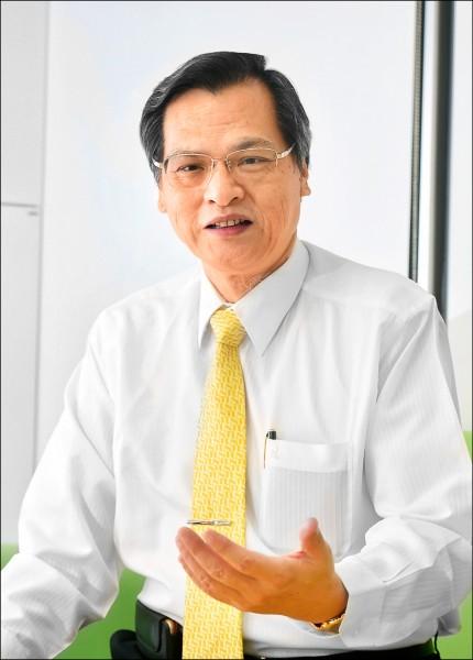 曾在陸委會與蔡總統共事的陳明通,是總統長期倚重的兩岸政策幕僚,也是多年來獲綠營信賴的「中國通」。(資料照)