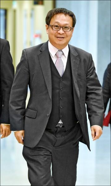 人稱「小亨利」的柯承亨,早年擔任陳水扁立委的軍事幕僚,是陳水扁贏得打擊軍方弊案、第一名立委光環的幕後功臣。(資料照)