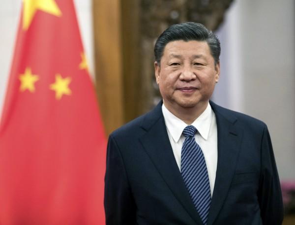 中共最近建議修改憲法,廢除國家正、副主席「連任不得超過兩屆」之規定,中國國家主席習近平可能就此獨大,成為終身掌權成「習皇」。(歐新社資料照)