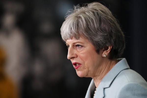 歐盟建議英國在愛爾蘭設立「共同管理區」取代硬邊界,此舉形同將北愛爾蘭自英國分割出去,隨即遭梅伊強硬回絕。(Getty Images)