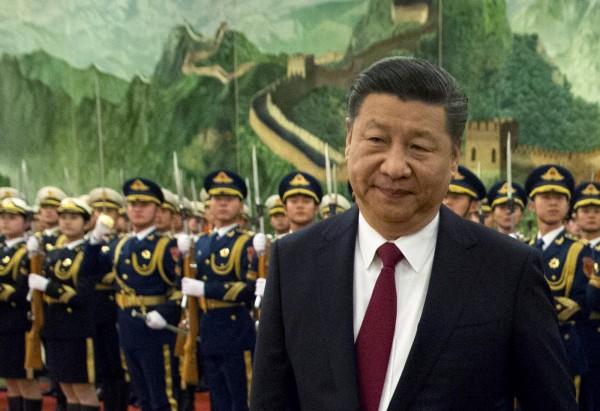港媒指出,中國將籌組新團隊在國際上進一步壓縮台灣空間。圖為中國國家主席習近平。(美聯社)