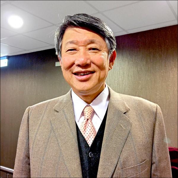 崇越集團董事長郭智輝。(資料照)