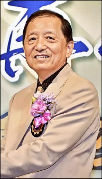 偉詮電子董事長林錫銘。(資料照)