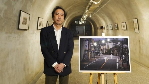 戰地記者豐田直巳紀錄福島災區7年。(地球公民基金會提供)