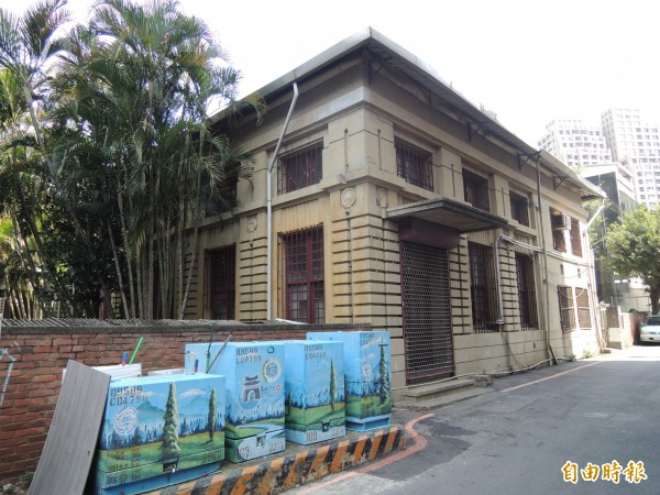 新竹市市定古蹟新竹州圖書館已有93年歷史,新竹市文化局已爭取到文化部古蹟修繕經費5277餘萬元,將展開修繕工程,預計明年10月完工。(記者洪美秀攝)