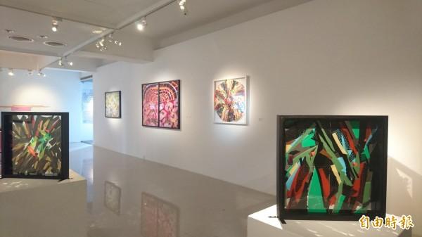 2018台南新藝獎主題展,在台南市10處藝術空間展出。(記者劉婉君攝)