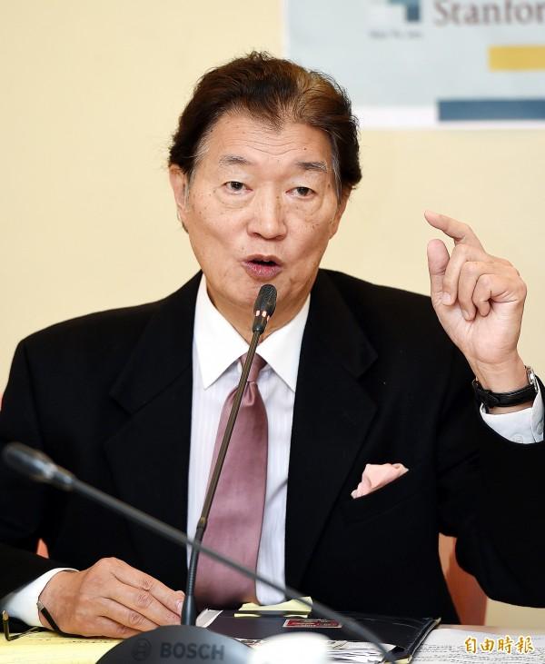 前駐美代表沈呂巡表示,當年他在華府任內就接待過很多台灣部會首長,美國行政部門早就把門打開。(資料照)