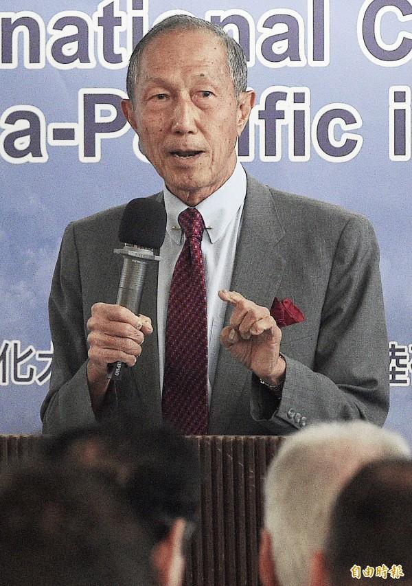 林中斌:陳明通是民進黨裡最瞭解中國的學者,而陳明通將於19日接任陸委會主委。(資料照)