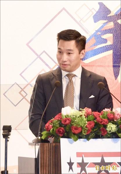 美國國務院東亞暨太平洋事務局副助卿黃之瀚(Alex Wong)昨晚明確傳達美國對台政策並未因政權移轉而有任何變動。(記者羅沛德攝)