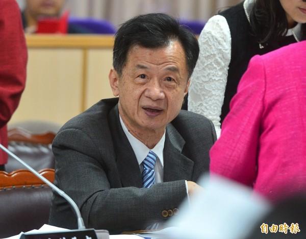 針對香港陳姓男子日前來台殺害女友後逃回香港,法務部長邱太三今受訪時表示,已透過陸委會向香港政府提出簽署司法互助協議的要求。(資料照)