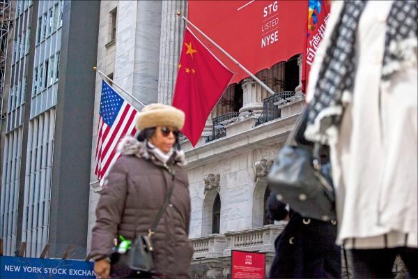 美國總統川普宣布對中祭出三○一制裁後,美國貿易代表署(USTR)廿三日向WTO提告中國歧視美企。(彭博)