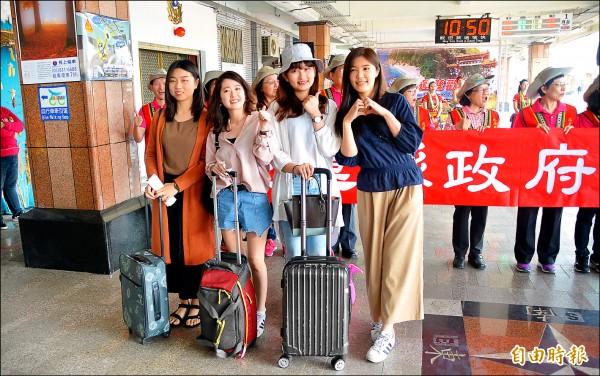 觀光局推出旅宿補助搶救花蓮觀光,吸引國人結伴出遊,卻有業者浮報人數申請款項。 (記者王峻祺攝)