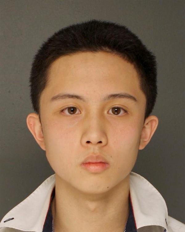 藝人狄鶯與孫鵬的獨子孫安佐,在美國求學期間因揚言要槍擊自己就讀的高中而被捕。(美聯社)