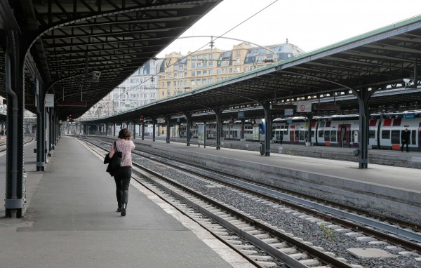 法國國家鐵路公司(SNCF)工會,將在2日展開為期3個月的間歇性大罷工(法新社)