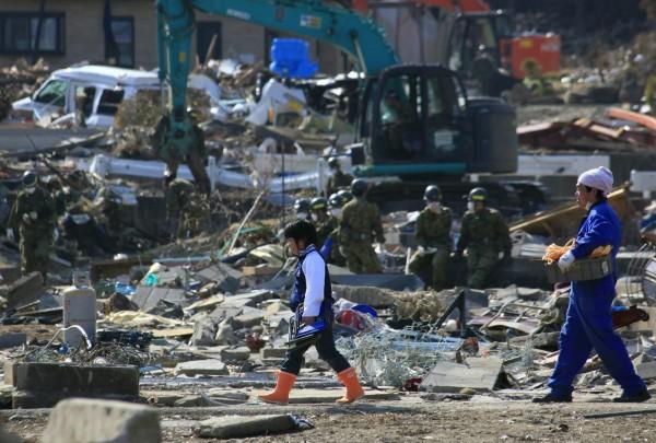 311大地震受創嚴重的綾里國小,今年出現首個入學新生均於災後出生的例子,圖片與本新聞無關。(歐新社資料照)
