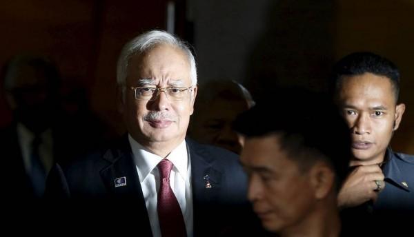 馬來西亞總理納吉布宣布將在明天解散國會,並擇期進行大選。(路透)