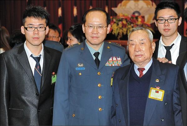 陳文凡為陸軍官校七十一年班畢業,二○一三年晉升中將。(資料照 )