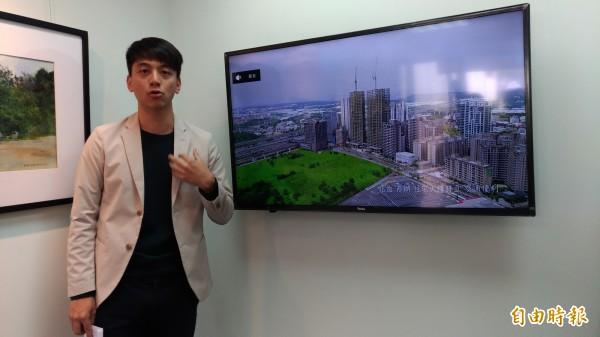 台塑集團多個事業體在桃園,總部卻設在台北,地方喊話將總部遷至桃園。(記者鄭淑婷攝)