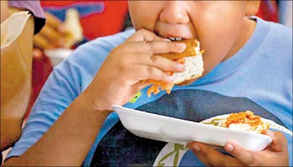 亞太地區兒童肥胖率快速激增,從2000到2016年間,5歲以下過胖兒童數量暴增38%。(取自網路)
