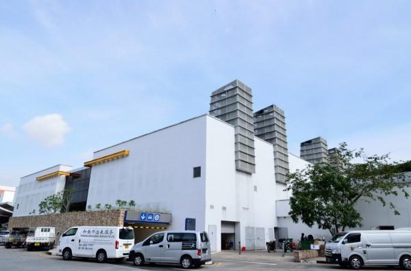 台南市要打造現代化的殯葬設施,圖為新加坡殯葬設施。(台南市民政局提供)