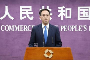 對於貿易摩擦談判問題,中國商務部發言人高峰表示,不是中國不談判,而是美方沒有談判的誠意。(圖擷取自中國商務部)
