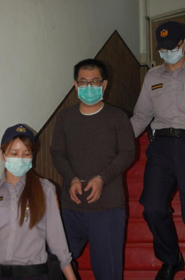 涉縱火造成6死的湯景華(見圖),一審判死刑,今在高院結辯時主張無罪,檢方和被害家屬律師均怒斥應判死刑。(記者楊國文攝)