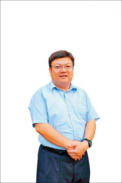李政穎/彰化縣芬園鄉文德國小校長(記者李惠洲/攝影)