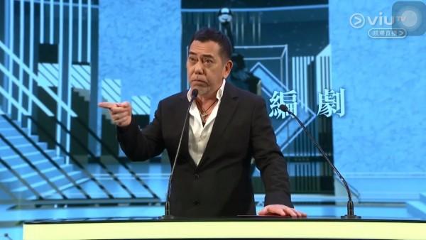 香港金像獎頒獎典禮,意外扯出黃秋生被誤爆暗諷成龍的事件。(圖擷取自YouTube)