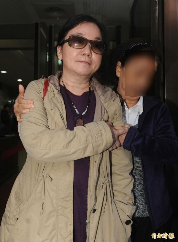高檢署前檢察官陳玉珍(左)。(資料照)