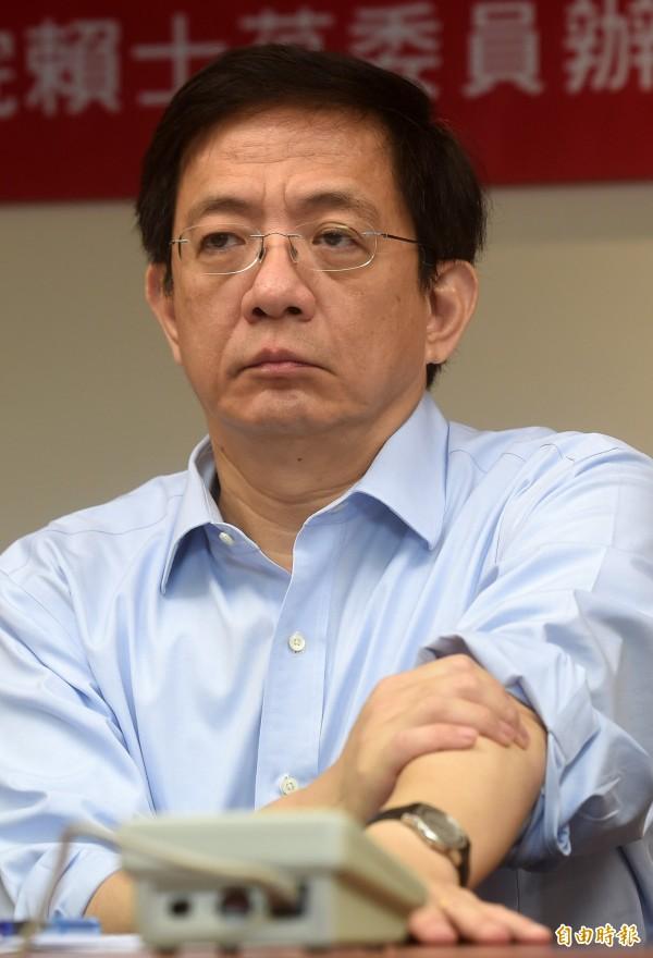 台大校長遴選案,教育部今晚宣布不聘任管中閔(圖)為台大校長。(資料照)