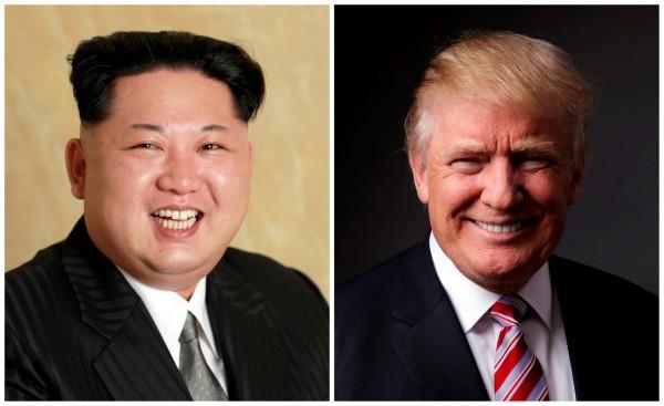 美國總統川普透露,他將在3至4週內和金正恩會晤。(路透)