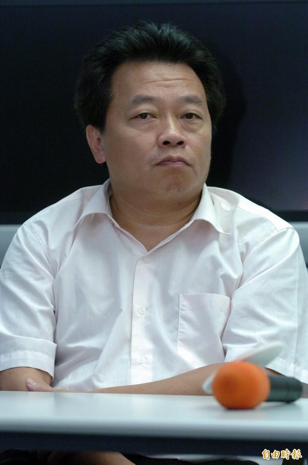面對中國持續挖角中華民國的邦交國,台聯黨主席劉一德建議將「陸委會」降格至外交部亞太司中國科,或通令公文書以中國取代「大陸」,全面去中國化。(資料照)